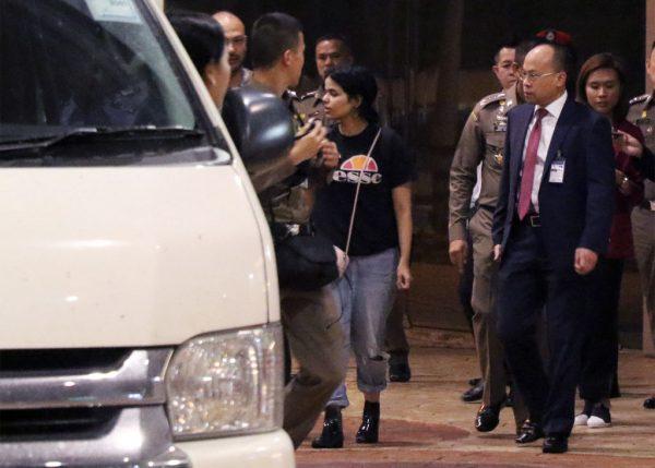 沙特18歲女子 獲加拿大庇護