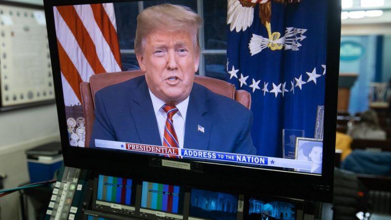民主黨稱川普誇大邊境危機 媒體公布查證結果反擊