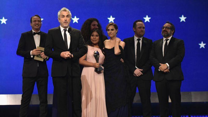 2019年美国评论家选择奖公布《罗马》成最大赢家