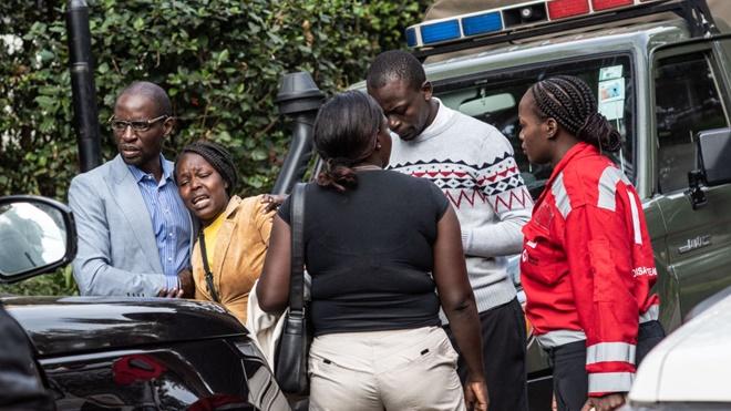 肯尼亞首都遭恐襲 至少15死多人受傷