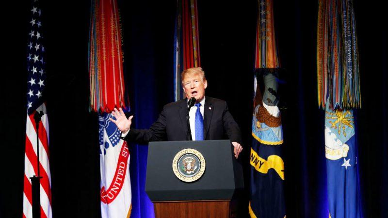 川普將發布重大聲明 或宣布國家緊急狀態