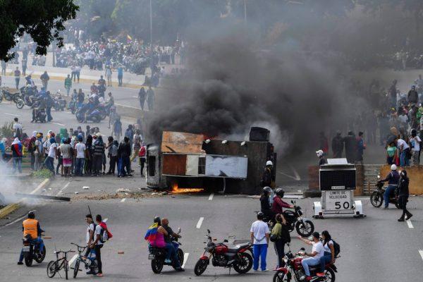 馬杜羅宣布斷交 美國務院:已不是總統 無權下令