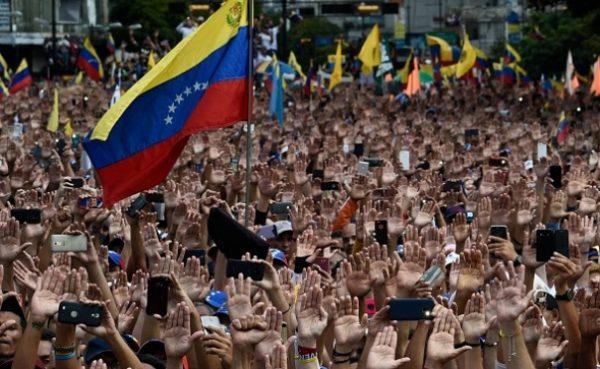 张林:委内瑞拉是中共反美炮灰