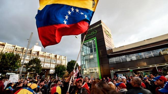委内瑞拉变天 中国网络一片狂欢热度空前