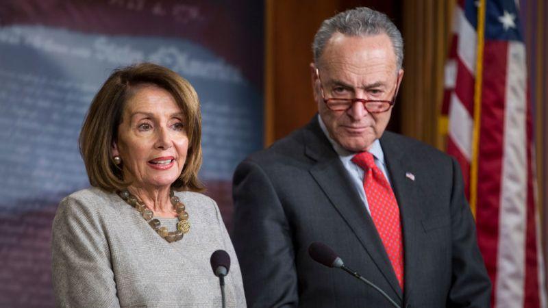 更多黨內同僚支持築牆 民主黨高層壓力大增