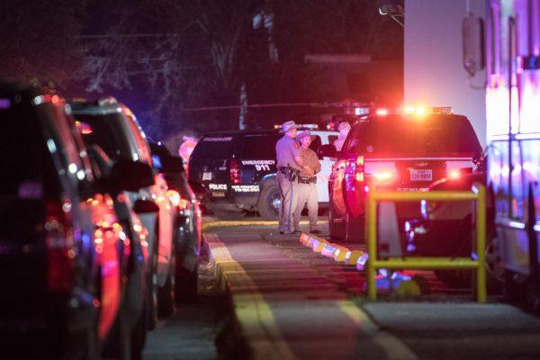休士頓警緝毒遇襲 4警中彈傷2嫌遭擊斃