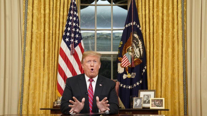 川普全國講話呼籲築牆 解決「內心危機,靈魂危機」