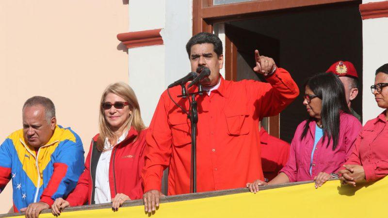 馬杜羅報復美國斷交逐外交官 美議員強硬回擊