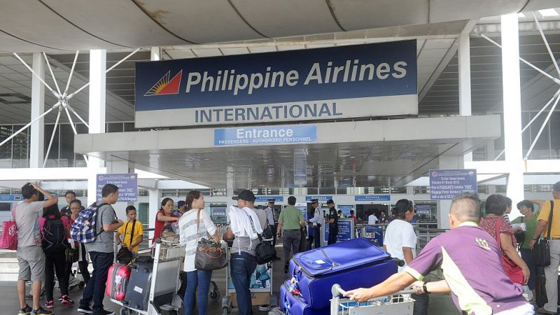 危害國家利益 菲阻逾3千旅客入境 中國籍最多
