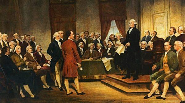 美國立國原則之十三:立憲法在於保護人民