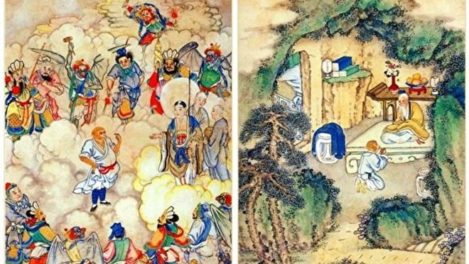 【西游漫注】(2)隐藏的境界