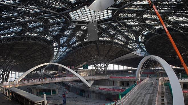 北京大兴新机场现状曝光 耗资800亿元黑幕重重