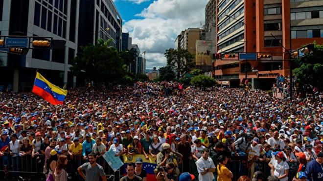 可心:委內瑞拉顏色革命看中共末日即至
