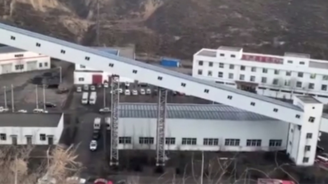 陕西神木煤矿崩塌 已造成21人死亡