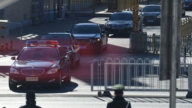 分析:金正恩突訪北京不尋常 「哥倆好」背後各有苦衷