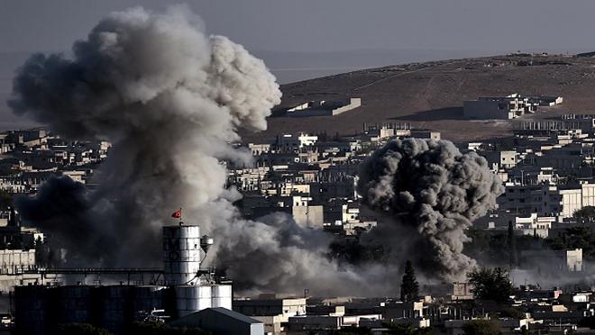 以色列空襲敘利亞 炸毀中共反隱身雷達