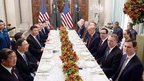 美方赴京谈判名单藏玄机 参加G20会谈者全数缺席