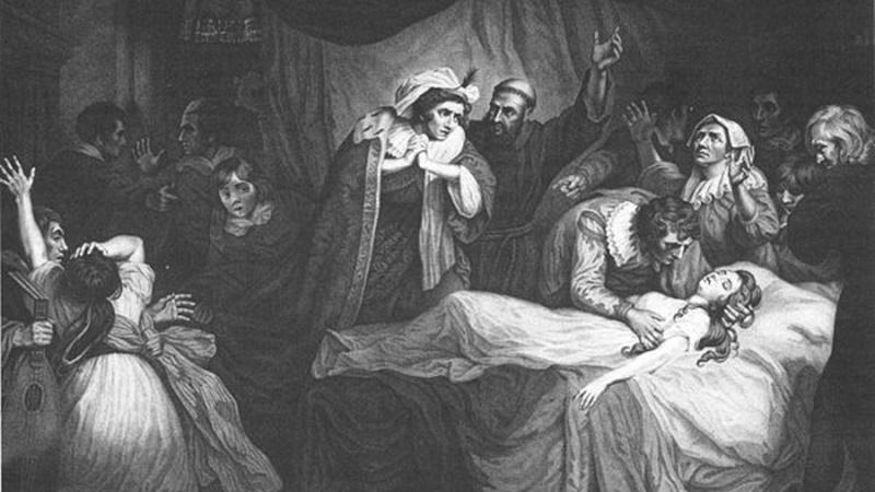 歷史上的今天,1月30日:羅密歐與朱麗葉——一出四百年謝不了幕的悲劇