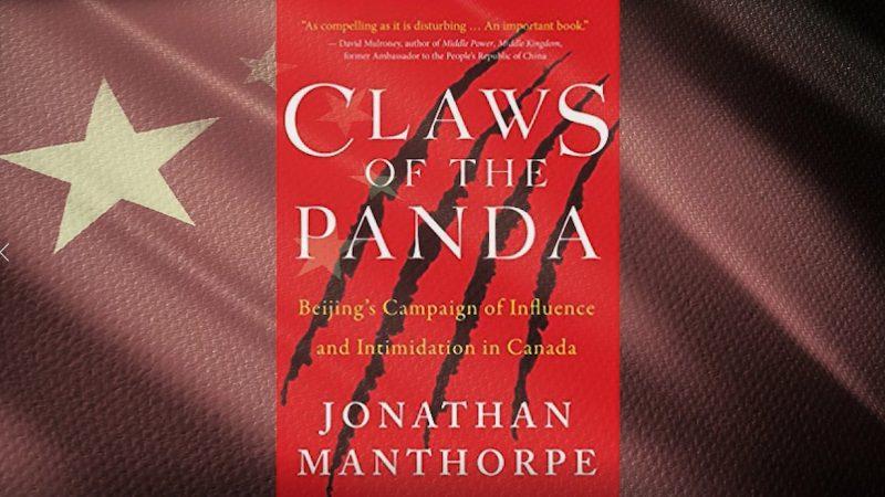 《熊貓的利爪》作者專訪(之一)   麥家廉事件不可避免