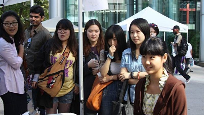 中國赴美學生陷兩難 傳北京曾急召高官子女回國