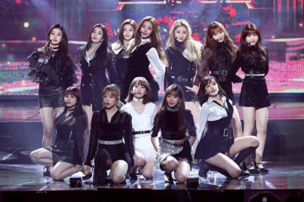 IZ*ONE日本出道作首日熱銷19萬張 韓團第二名