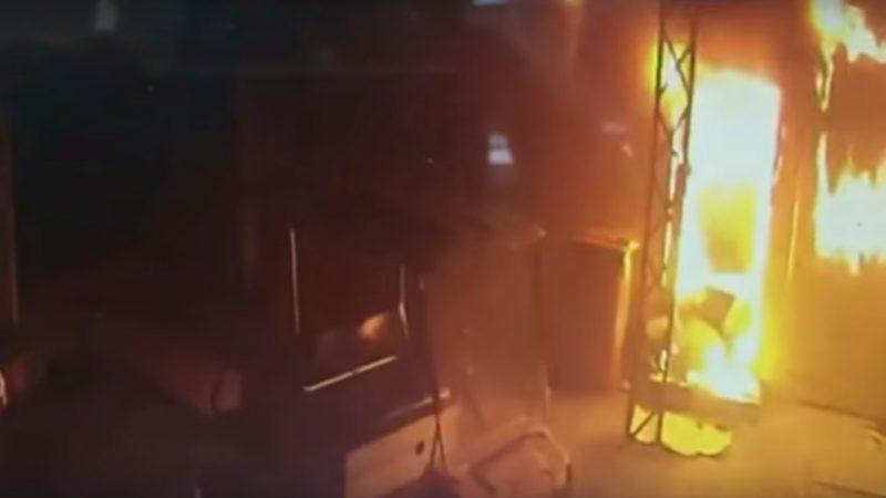 巴西佛朗明哥足球隊 青年宿舍失火至少10死