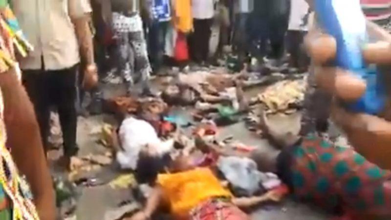 尼日利亞大選造勢 爆推擠踩踏至少14死
