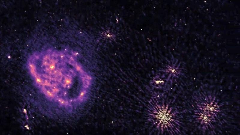 宇宙變更大 天文學家繪製30萬個從未見過星系
