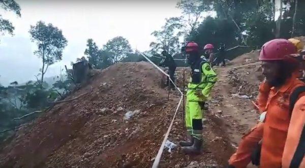 印尼金礦驚傳坍塌 至少1死60人恐遭活埋