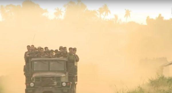 菲军清剿武装分子 激烈驳火至少8死20伤