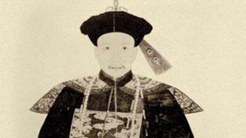 """【江峰时刻】赐死和绅—""""贪""""的精髓 闷声发大财"""