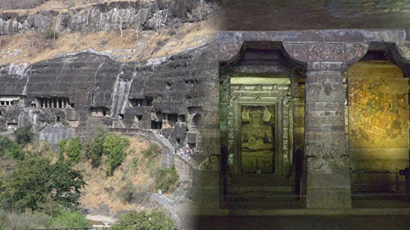 他狩猎老虎 意外发现神秘石窟 竟是佛教壮观古迹