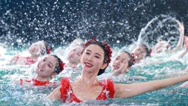 林志玲春晚表演用替身 引起爭議