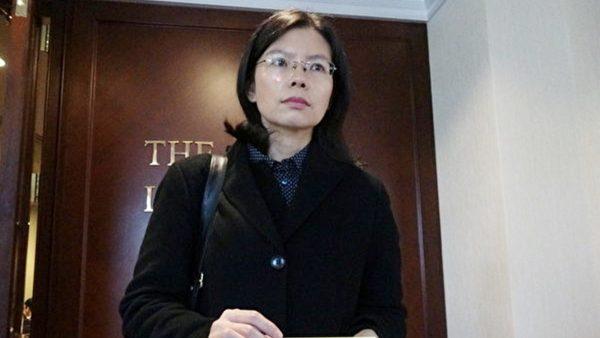 出席川普国情咨文演讲 李净瑜:把中共人权迫害告诉全世界