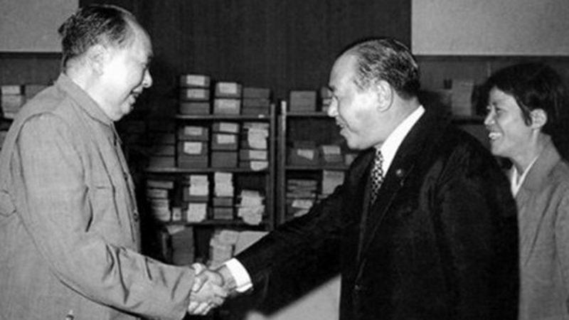 日本籍八路老兵去世  毛泽东曾6次感谢日本侵华