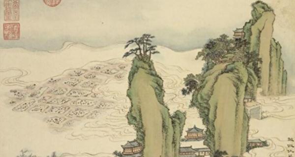 另外空间的竹林寺和灵隐寺