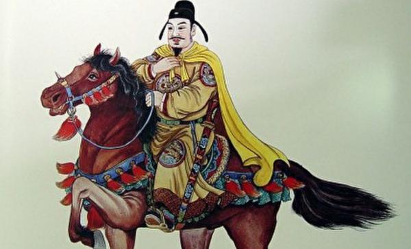 神箭手唐太宗李世民与唐朝射礼