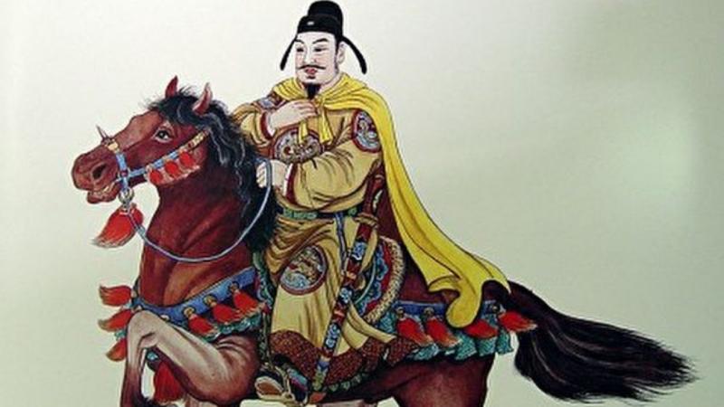 神箭手唐太宗李世民與唐朝射禮