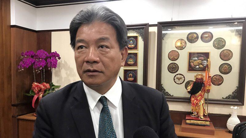 遭民進黨開除 台南市議長郭信良:尊重不申訴