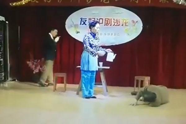 林輝:樣板戲李玉和阿慶嫂等扮演者的命運