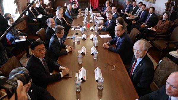 文武:中美贸易谈判中的难点