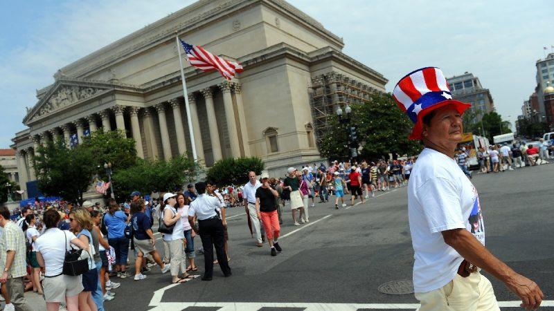 川普宣布舉辦盛大國慶慶典 題為「向美國致敬」