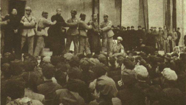 死牢里的对话 让共产党和马克思颤抖(图)