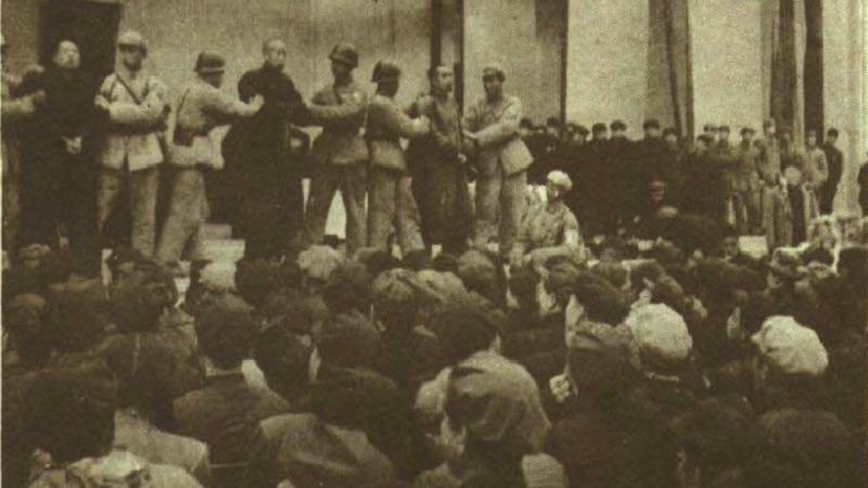 死牢裡的對話 讓共產黨和馬克思顫抖(圖)