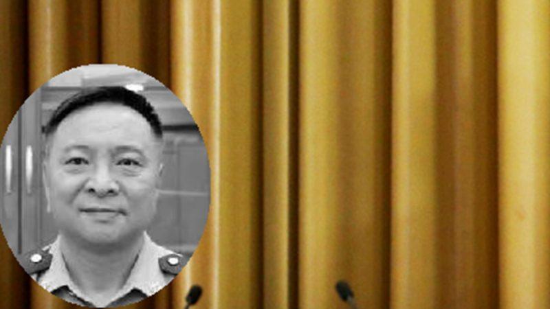 粵軍區副司令會場猝死引猜測