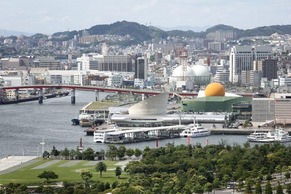 搭郵輪「跳船」日本九州成大陸人熱點