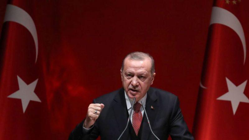 土國外交部批中共「人道恥辱」後 總統接力強勢發聲