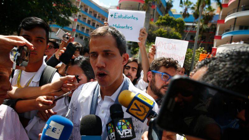 委内瑞拉局势恶化 法媒:北京态度微妙转变