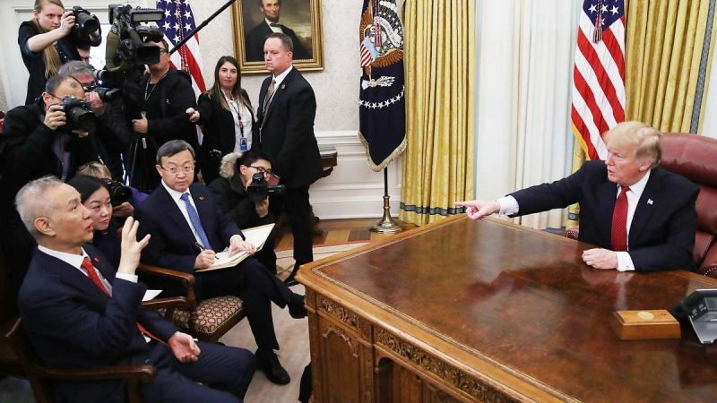 川习会生变?白宫否认近期会晤 将派高官赴京谈判