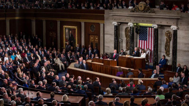 撤销川普紧急状态令 众院表决通过